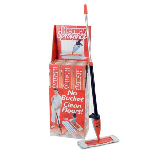 Numatic Henry Spray Mop HM40