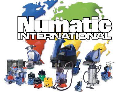 Открылся официальный сайт Numatic